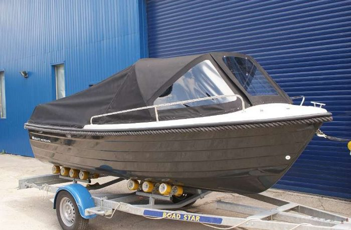 Skipper 470