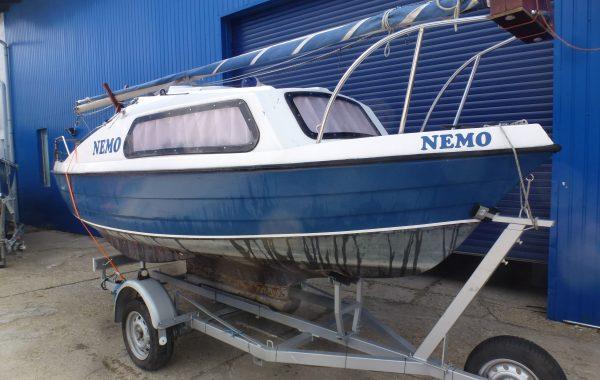 Segelboot Nemo